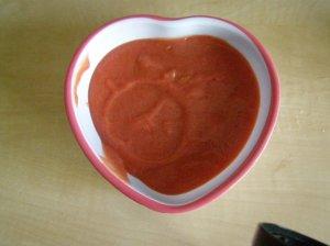 piure de sfeclă rosie pentru bebeluși